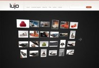 BENEK // Lujo // Web Design
