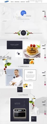 Invitations Nouvelles par Samsung sur le réseau