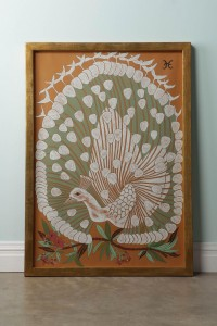 Peacock By Shelley Hesse - Anthropologie.com