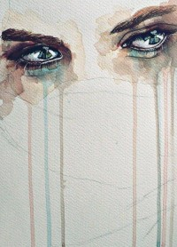 "Image Spark - Image tagged ""watercolor"", ""eyes"", ""inspi"" - wisdom-justiceandlove"