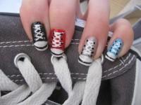 Super Cool Nerdy Nails! | Smosh