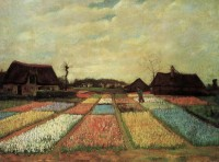 Bulb Fields • ??????? ??? ??? (1853-1890) • ???????? ???????, ??????? ??????????? • Gallerix.ru