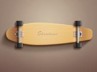 Skateboard by Paco