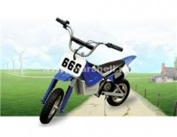 Scooter_Electric Motorcycle (DX250)