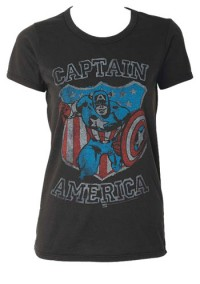 Captain America at Alloy