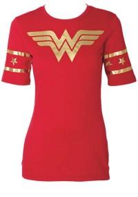 Wonder Woman Hockey Tee at Alloy