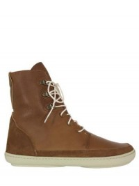 Folk Andre Chestnut Boots at Coggles.com online store