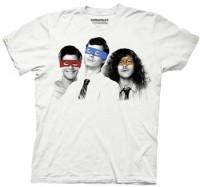 Workaholics Shirts - Workaholics Three Ninjas T-Shirt by Animation Shops