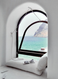 myidealhome: superb reading window nook (via... | Interior Decline