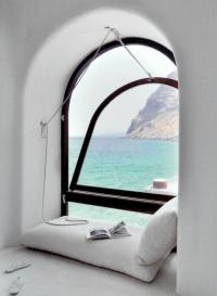 myidealhome: superb reading window nook (via... | Interior Decline