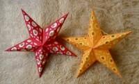 Star #003 Cut « PaperMatrix