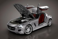 Mercedes-Benz SLS AMG by ~vacuita