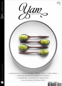 Nicolas Buisson Photography - Food - 42. YAM Magazine / photo & A.D.