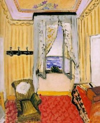 My Room at the Beau-Rivage, 1918 Oil Painting Reproduction |Matisse,Henri Oil Paintings Reproductions for sale