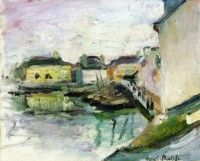 henri matisse the port of palais belle painting - henri matisse the port of palais belle paintings - oil paintings for sale