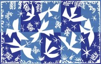 "The Sky Art Print by Henri Matisse, Extra Large (paper size 48"" x 30"")"