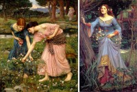 lines and colors :: a blog about drawing, painting, illustration, comics, concept art and other visual arts » John William Waterhouse