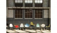 Eames Molded Plastic Dowel Leg Side Chair DSW - Design Within Reach