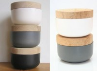 Vincent Van Duysen Ceramic Containers — ACCESSORIES -- Better Living Through Design