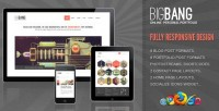 Brankic1979 WordPress Themes and Site Templates - BigBang