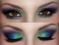 tricks to make small eyes appear bigger - StyleCraze