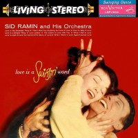 LP Cover Art « Love is a Swingin' Word