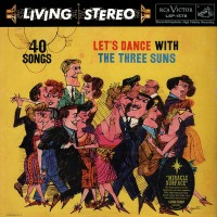 LP Cover Art « Let's Dance with The Three Suns