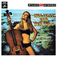 LP Cover Art « Holiday for Strings