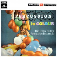 LP Cover Art « Percussion in Colour