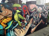 Juxtapoz Magazine - New David Choe Mural in Hawaii | Street Art