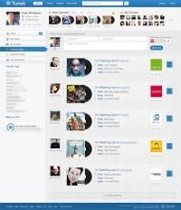 Tunek - Music Social Network