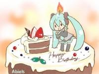 Hatsune miku feliz cumpleac3b1os image by abiels3 on Photobucket