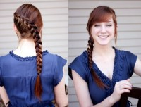 Entwined in braids - StyleCraze