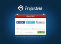 projektoid_login_full.png by Jaromír Kavan