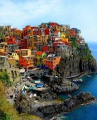 10 Most Colorful Towns on Earth