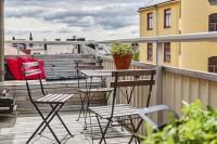 A small architect-designed apartment in Stockholm, Sweden   Interior Design and Architecture