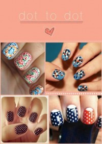 dot coat ail art - StyleCraze