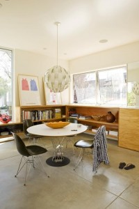 Architect Visit: Bestor Architecture Floating Bungalow in LA : Remodelista