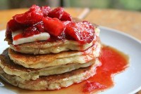 Simple Recipes - Dee's Oatmeal Pancakes Recipe