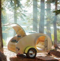 Fancy - Teardrop Trailer