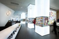 Denver Art Museum, Museum Shop | Roth + Sheppard Architects | Slide show | Architectural Record