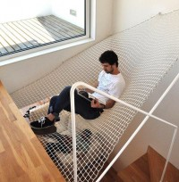 Fancy - Indoor Hammock Bed