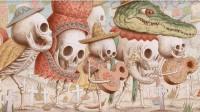 The Art & Illustration of Nick Sheehy   Showchicken - Nick Sheehy