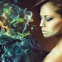Create this Amazing Fashion Photo Manipulation with Abstract Smoke and Light Effects | Photoshop Tutorials