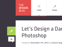 The Design Blog by Cosmin Negoita