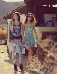 Jacquelyn Jablonski, Hailey Clauson & More for Free People's April Lookbook | The Front Row View