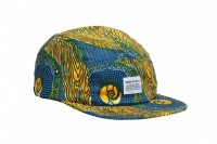 "Norse Projects ""Africa Pack"" Five Panel Caps 