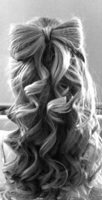 Fancy - Bow Hair