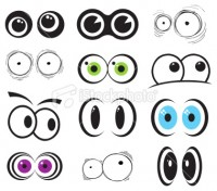 Eyes | Stock Illustration | iStock