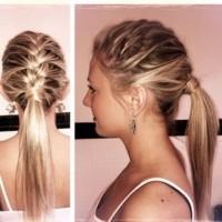 checks hair - StyleCraze
